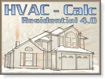 Worksheets Hvac Residential Load Calculation Worksheet hvac software calc for heat loss load calculations